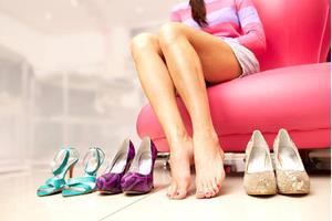 Выбирать новые туфли