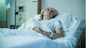 Знакомая в больнице