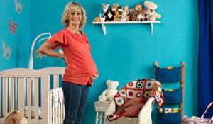 Беременность пожилой женщины