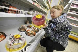 Покупать кремовый торт