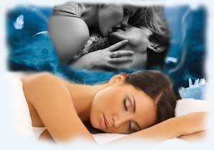 Картины любви во сне