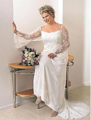 Взрослая женщина видит себя невестой