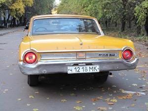 Приснился старый форд