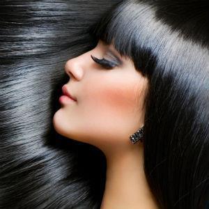 И01 300 п черные волосы