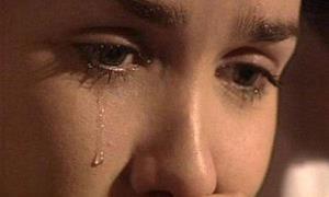 Слёзы на глазах во сне