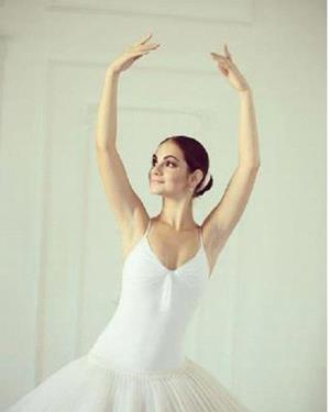 Танцовщица