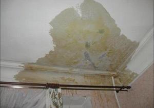 Протекающий потолок