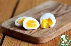 Яйцо на столе