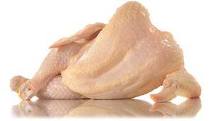 Сырая курица