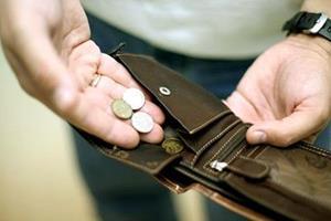 Монеты в кошельке
