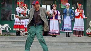 Танец в нетрезвом виде