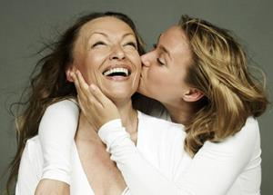 Дружеские отношения с матерью