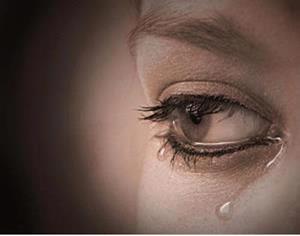Слезы и переживания