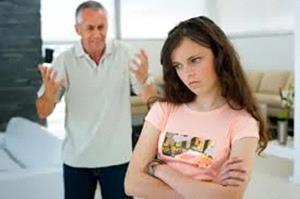 Ссора с родителями