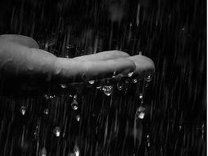 Приятный дождь