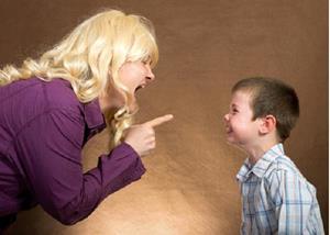 Кричащая мать