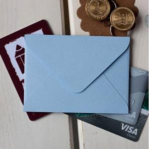Голубой конверт