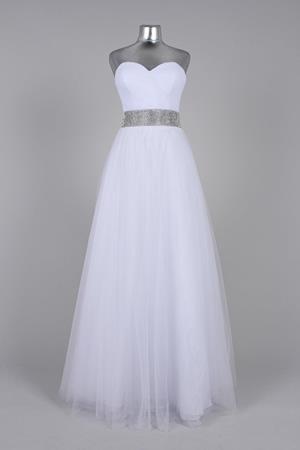 Свадебное платьице