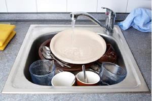 Снится грязная посуда