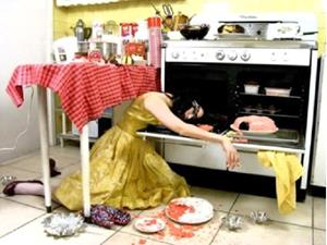 Наводить порядок в кухне