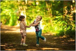 Подруги с детства