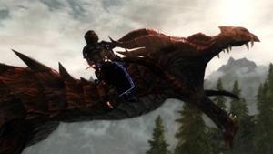 Полёт на драконе