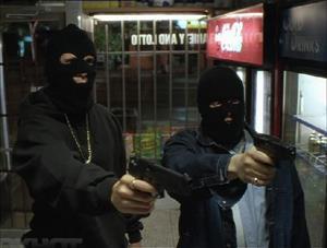 Столкновение с бандитами