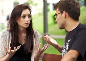 Неприятный разговор
