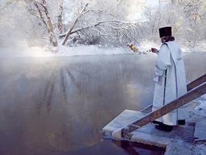Крещенские морозы