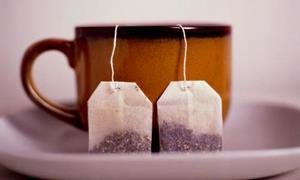 Пакетики с чаем
