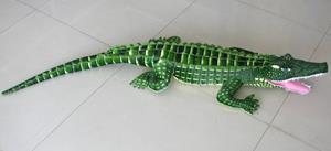 Игрушечный крокодил