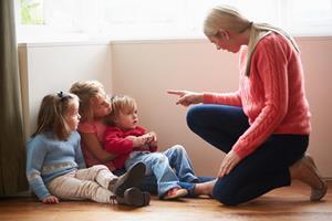 Манипулирование детьми