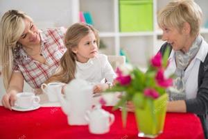 Разговор с бабулей