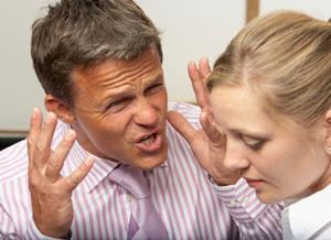 Мужская агрессивность