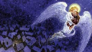 Летать с ангелом