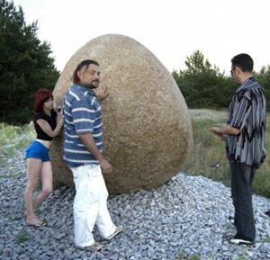 Яйцо динозавра