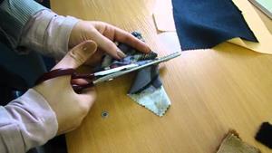 Ножницы для раскройки ткани