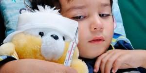 Больной ребёнок