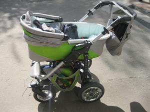 Нет ребёнка в коляске