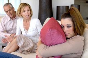 Психологическое отдаление подростка