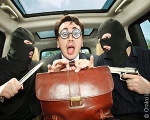 Нападение бандитов