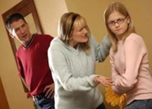 Давление родителей
