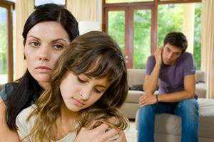 Тревога родителей