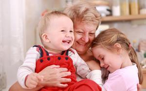 Любовь к бабушке